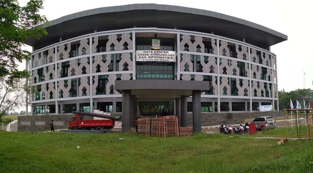 Gedung Kominfo Bekasi – Jawa Barat
