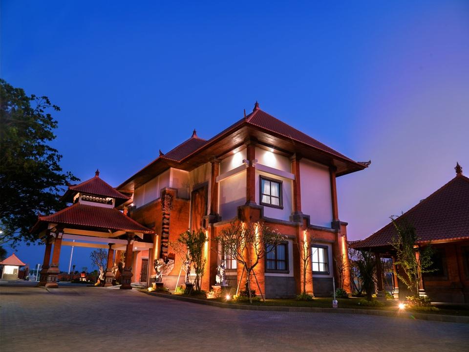 Gedung VVIP – Bali