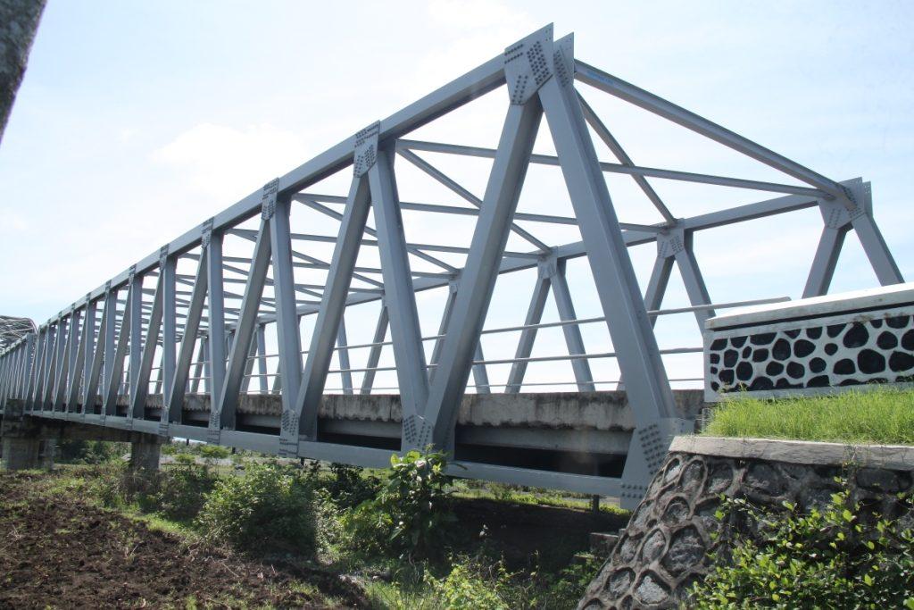 Jembatan Rangka Baja – Kalimujur