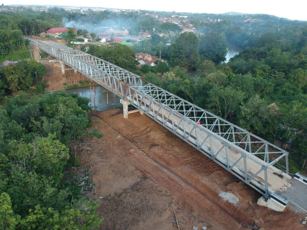 Jembatan Palawi – Sumatera Selatan