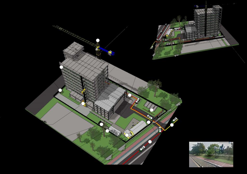 Laboratorium BSN – Serpong