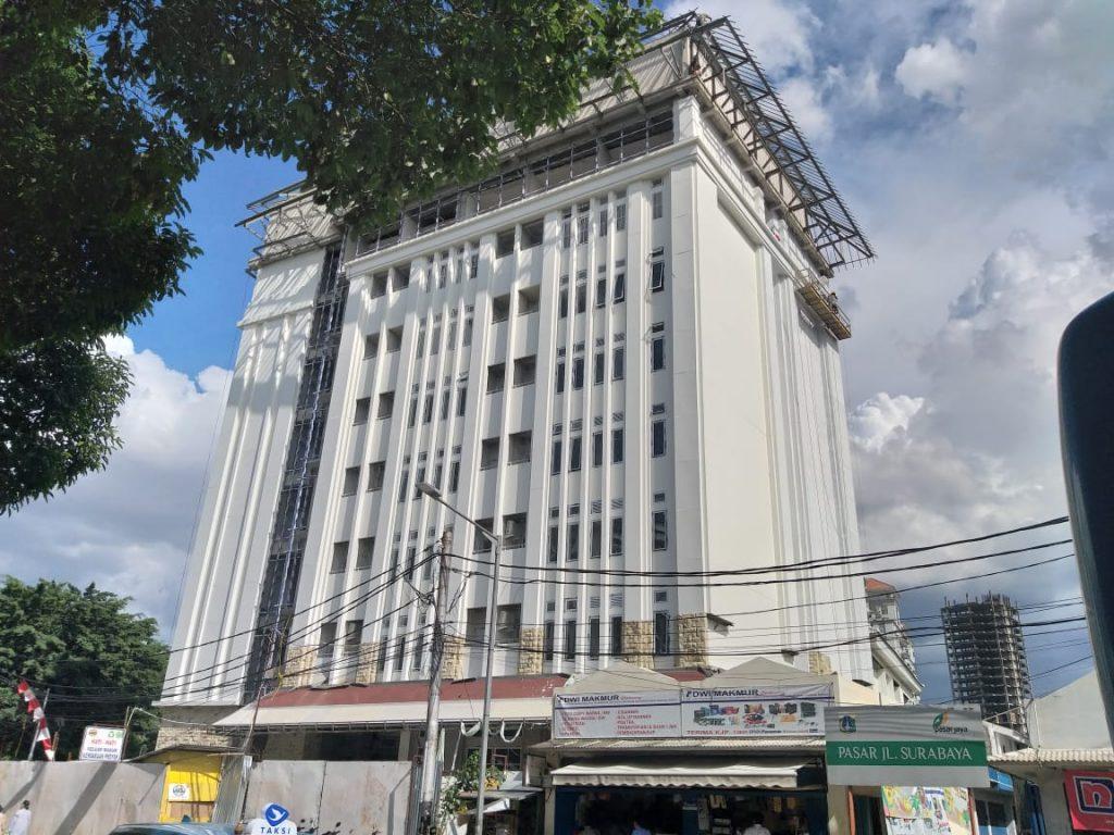 GEDUNG CIKS MANSION JAKARTA
